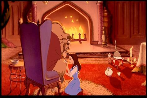 room  purple chair arched fireplace  disneys