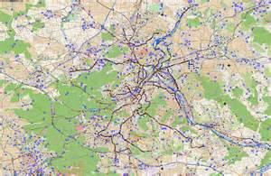 stuttgart on map city maps stuttgart