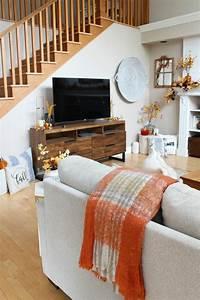 Cozy, Fall, Living, Room, Decor