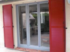 Fenetre Pvc Gris : choisir la couleur de votre fen tre grand choix de ~ Premium-room.com Idées de Décoration