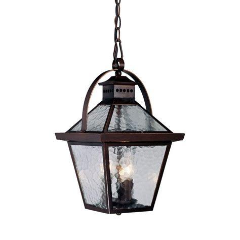 home depot outdoor hanging lights acclaim lighting richmond collection 3 light matte black
