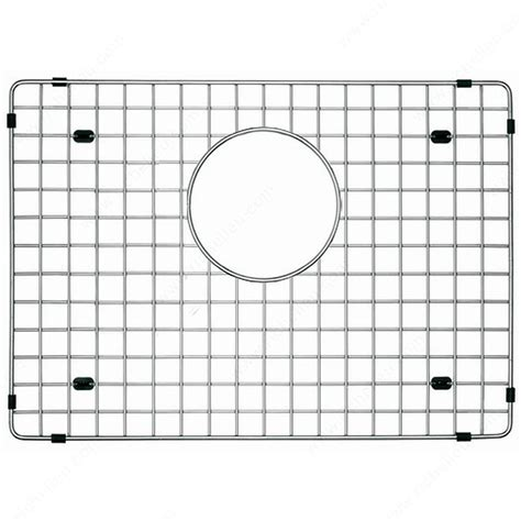 grille de cuisine grille pour 233 vier blanco quincaillerie richelieu
