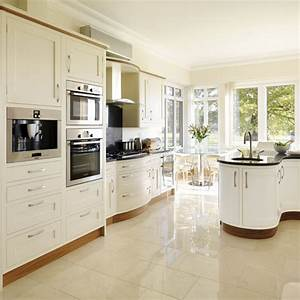 Cream kitchens - 10 beautiful schemes