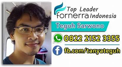 Teguh Bisnis Sarwono Leader Indonesia