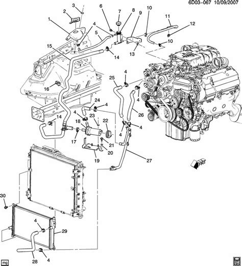 V Engine Diagram by 2003 Cadillac Cts Parts Diagram Automotive Parts Diagram