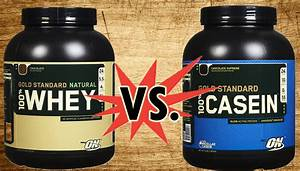 My Opinion On Whey And Casein