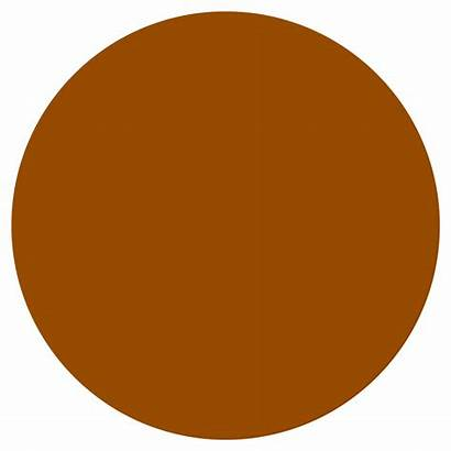 Circle Brown Solid Svg Pixels Wikimedia Commons