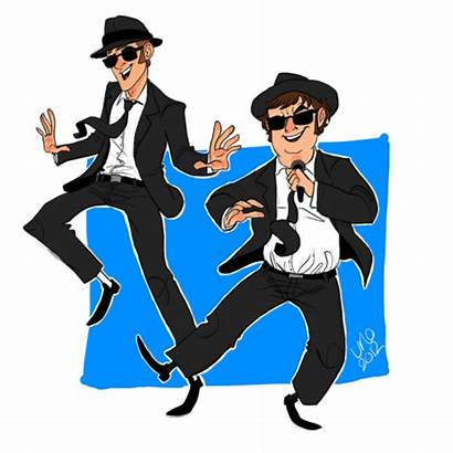 Blues Duo Clipart Uno Deviantart Cliparts Squalor