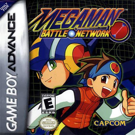 Mega Man Battle Network History Of Game Boy Advance Games