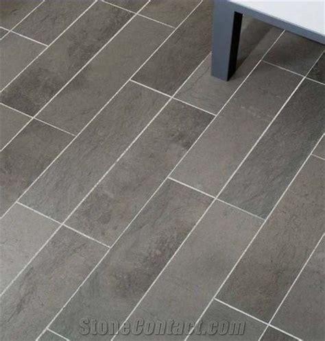 Grey Foussana Limestone Floor Tile From Tunisia