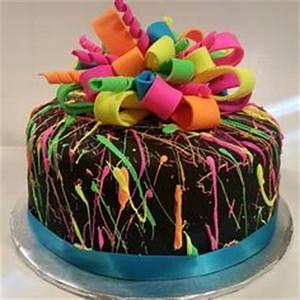 1000 ideas about Splatter Cake on Pinterest