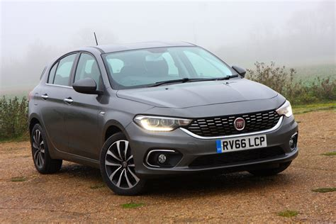 Fiat Tipo Hatchback 2018 Photos Parkers