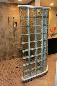 Wand Aus Glasbausteinen : glasbausteine f r dusche 44 prima bilder ~ Markanthonyermac.com Haus und Dekorationen
