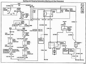 1994 Chevy Pickup Starter Wiring Diagram