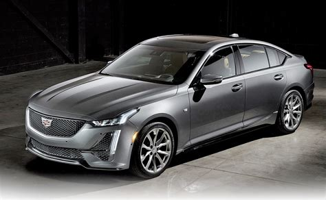Ct Cadillac Dealers by New Cadillac Ct5 Kicks Overhaul Of Cluttered Sedan Lineup