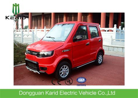 Fully Electric Cars For Sale by Color Four Seater Electric Car Economic Smart Fully