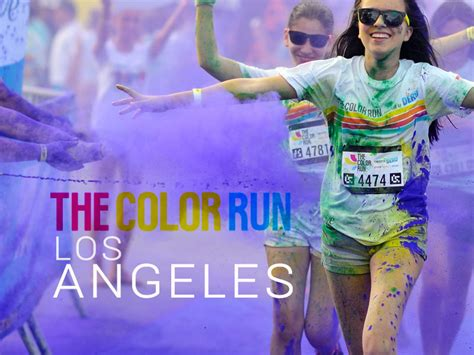 the color run los angeles color run los angeles 2017 add a color to your