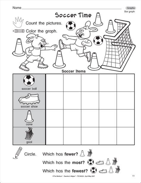 printable graphing worksheets for kindergarten printable
