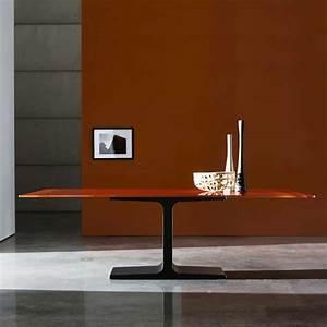 Table De Salle À Manger En Verre : table de salle manger design rectangulaire en verre palace sovet 4 ~ Dallasstarsshop.com Idées de Décoration
