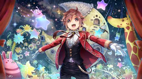 Happy Anime Wallpaper - 2208x1242 anime boy smiling happy