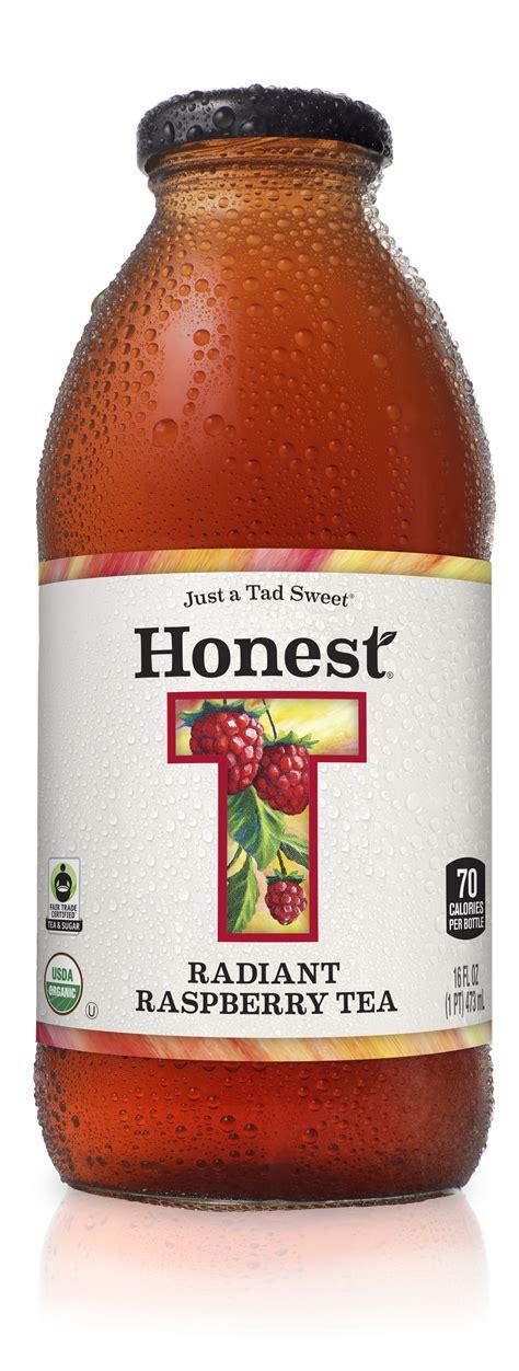 Honest® TEA Refreshes Glass-Bottle Line to Enhance...