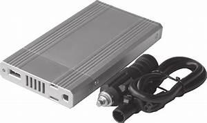 Power Inverter Pnvu200 Manuals