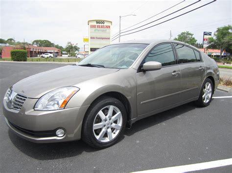 Sold 2006 Nissan Maxima 3.5 Sl Meticulous Motors Inc