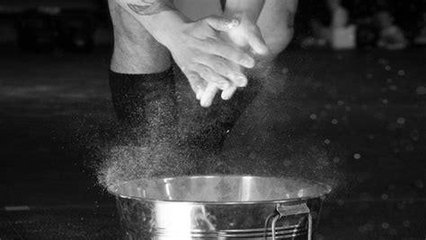 lifting chalk