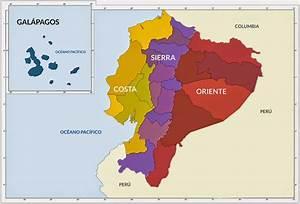 MAPA ECUADOR Ecuador Noticias Noticias de Ecuador y del Mundo