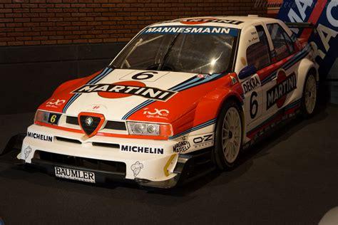 Alfa Romeo 155 V6 TI DTM - The Louwman Museum