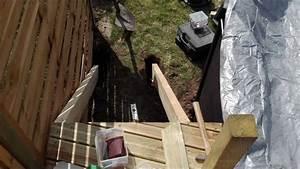 realisation terrasse bois sur pilotis autour d39une piscine With piscine sur terrasse bois