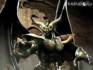 Mortal Kombat Armageddon | Onaga's Kombat Card - YouTube