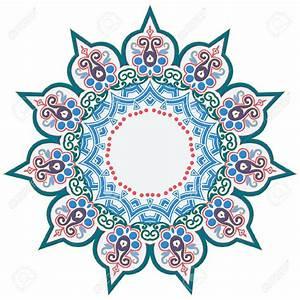 Vector Of Traditional Persian-Arabic-Turkish-Islamic ...