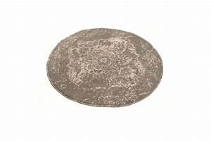 Teppich Rund 200 Günstig : rund teppich 200 cm cassis rund grau ~ Indierocktalk.com Haus und Dekorationen