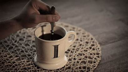 Coffee Stirring Gifs Cinemagraph Amazing Animated Cafe