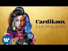 Earthquake (official Audio)