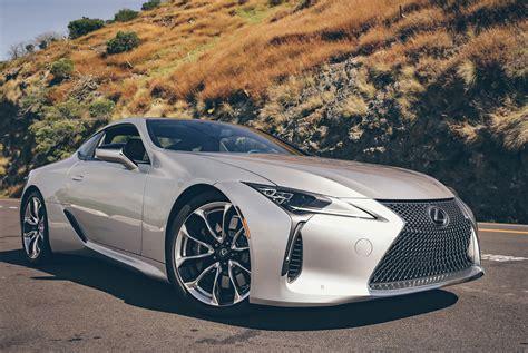 Review: 2017 Lexus Lc 500