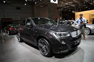 Mondial Auto 2014   Bmw X4