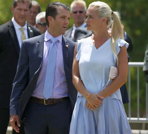 trump donald jr wife divorce daughter president years husband marriage rediff mar filed law states united