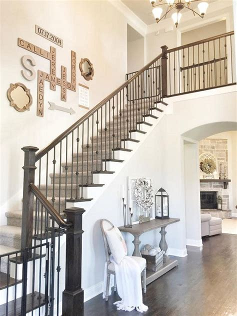 Decorating Ideas For Stairs by 30 Wonderful Stairway Gallery Wall Ideas Gorgeous