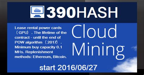 bitcoin mining return on investment bitcoin forum 390hash cloud mining review