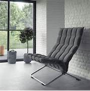 Brick Wall Interior House Gray Feature Chair White Interior Brick Wall Interior Design Ideas