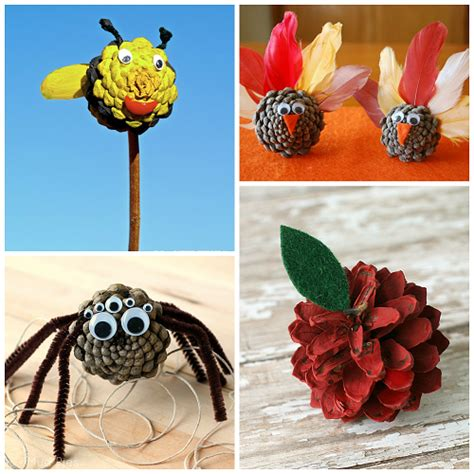 craft with pine cones pine cone crafts for kids to make pine cone crafts and pine cone