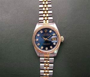 Montre Rolex Occasion Particulier : rolex oyster perpetual datejust lady d 39 occasion rolex ~ Melissatoandfro.com Idées de Décoration
