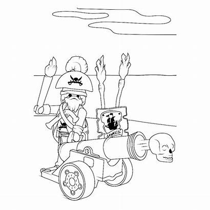 Playmobil Coloring Pages Printable Books