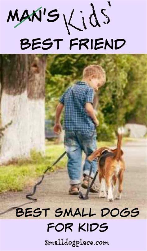dogs good  children