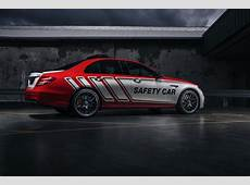 MercAMG E63 S 4MATIC+ in actie als safety car Autoblognl