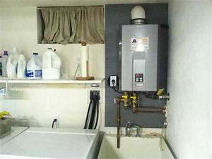 Rs Heating  Heat On Demand Gas Water Heater