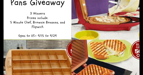 bloggeropp red copper pan giveaway
