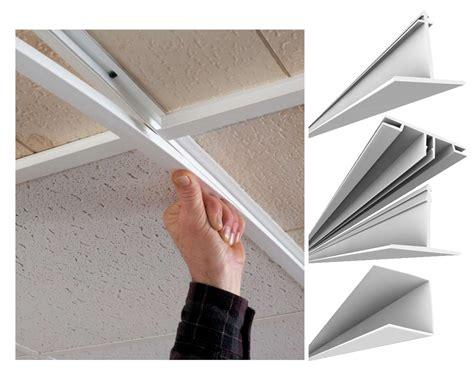 surface mount ceiling tiles